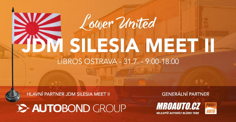 JDM Silesia meet II - Sraz japonských vozů