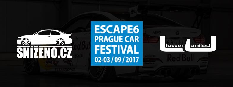 Sníženo.cz na Prague Car Festivalu 2017