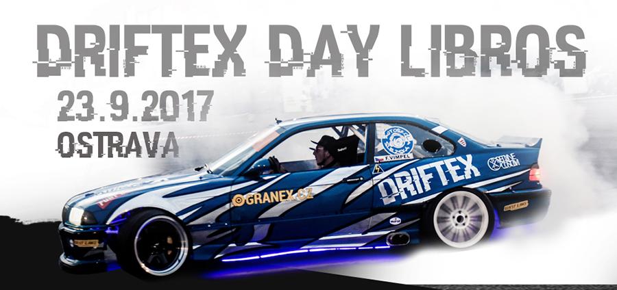 DRIFTEX DAY LIBROS - Autosteel.cz